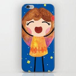 Woohoo! iPhone Skin