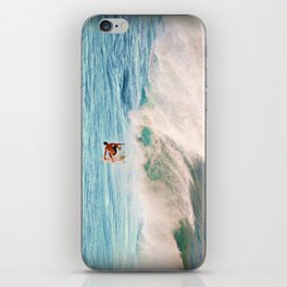 Wipe Out iPhone Skin