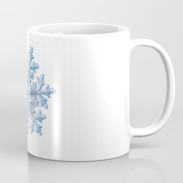 Real snowflake - Hyperion white Coffee Mug