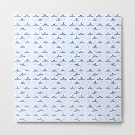 Flying saucer 6 Metal Print