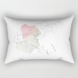 Inverted Lens II Rectangular Pillow