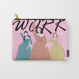 The Schuyler Sisters Carry-All Pouch