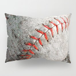 Baseball art Pillow Sham