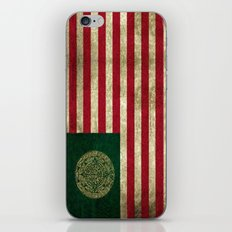 MEXICAN AMERICAN - 030 iPhone & iPod Skin