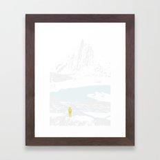 UDENDØRS No.02 Framed Art Print
