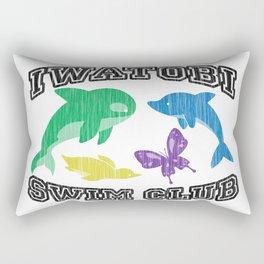 Iwatobi Swim Club Rectangular Pillow