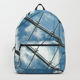 Glass Ceiling VII (Landscape) - Architectural Photography Backpack