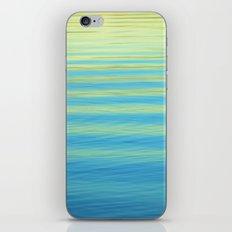 SIMPLY WATER iPhone & iPod Skin