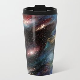 Cosmos 7- Galaxy Painting Travel Mug