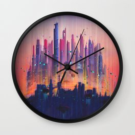 Loca City Wall Clock