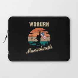 Woburn Massachusetts Laptop Sleeve
