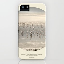 Love the wildlife... iPhone Case