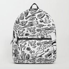Woodland Spread Backpack