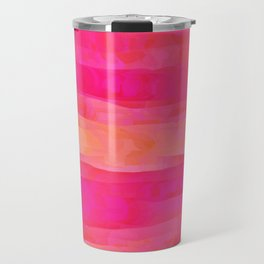 Hot Pink Magic Travel Mug