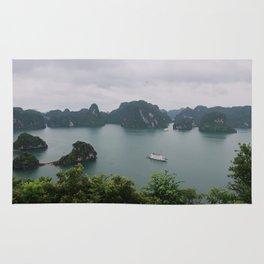 Ha Long Bay Islands Rug