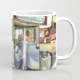 """Doughboys"" open for business Coffee Mug"