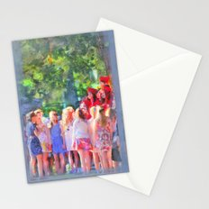 Graduation Song Stationery Cards