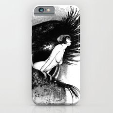 asc 602 - La spectatrice (Valentina at the gallery) iPhone 6s Slim Case