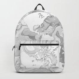Design 141 World Map Backpack