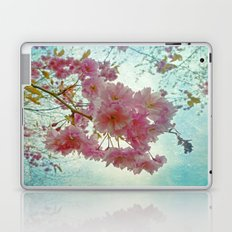Pink Sakura Laptop & iPad Skin