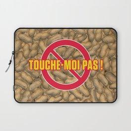 TOUCHE-MOI PAS ! Laptop Sleeve