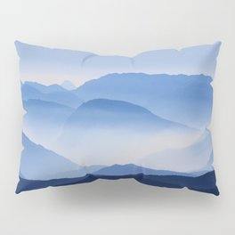 Mountain Shades Pillow Sham