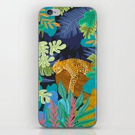Sleeping Panther iPhone Skin