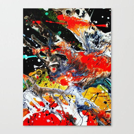 Nr. 541 Canvas Print