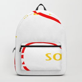 "Let's End Poverty! Let's Reflect On A Shirt Saying ""Solve Poverty Love Needed"" T-shirt Design Backpack"