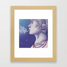 The Chill Framed Art Print