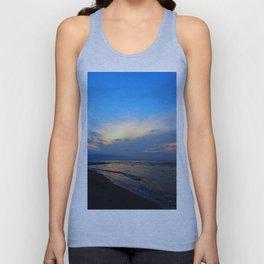PEI Beach Sunset Unisex Tank Top