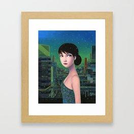 Sweet Yume Framed Art Print
