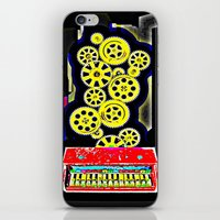 piano iPhone & iPod Skins featuring Piano by Silvio Ledbetter