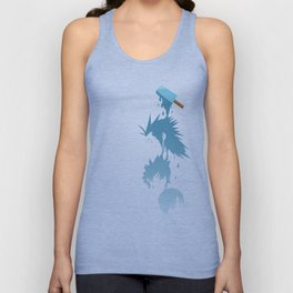 Sea Salt Trio Unisex Tank Top
