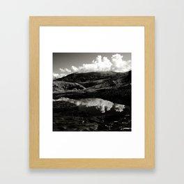 Rugged Terrain #1 Framed Art Print