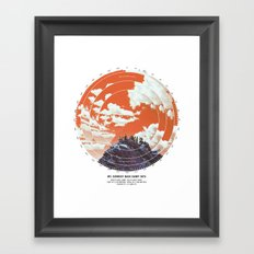 Base Camp Framed Art Print