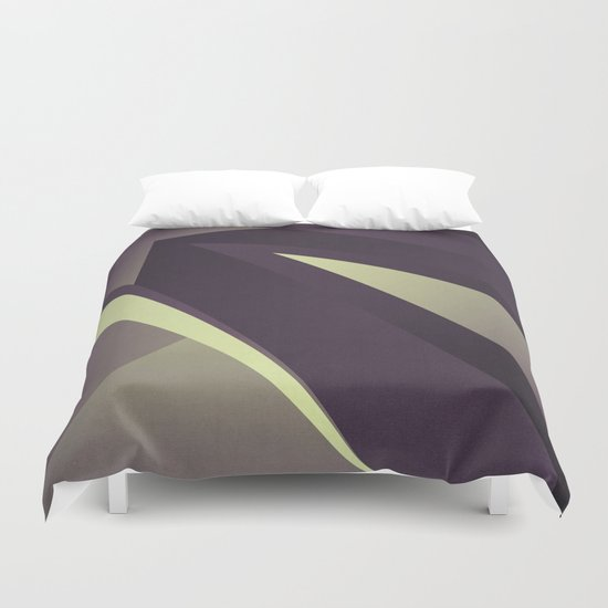 Abstract #101 Duvet Cover