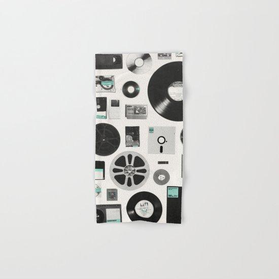 Data Hand & Bath Towel