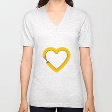 Love to draw Unisex V-Neck