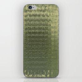 Glytch 04 iPhone Skin