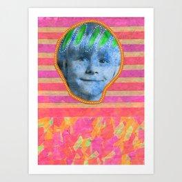 Kurt Series 009 Art Print