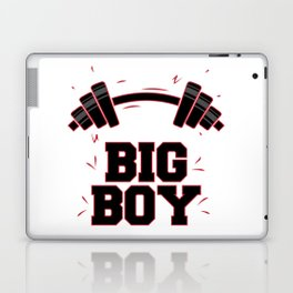Big boy Laptop & iPad Skin