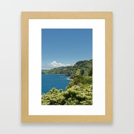 Highway to Heaven Framed Art Print
