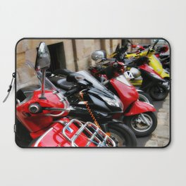 Scooters Laptop Sleeve