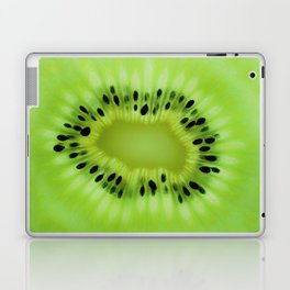 Kiwi fruit pattern Laptop & iPad Skin