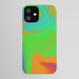 Hurricane Glow iPhone Case