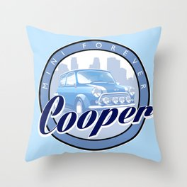 Cooper Throw Pillow