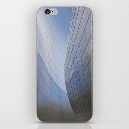 METALLIC WAVES iPhone Skin