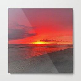 Beach #6 Metal Print