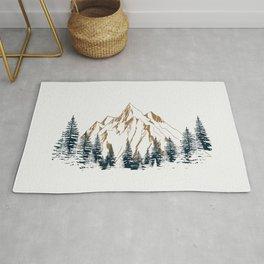 mountain # 4 Rug
